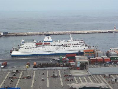 Foto: Puerto de Antofagasta