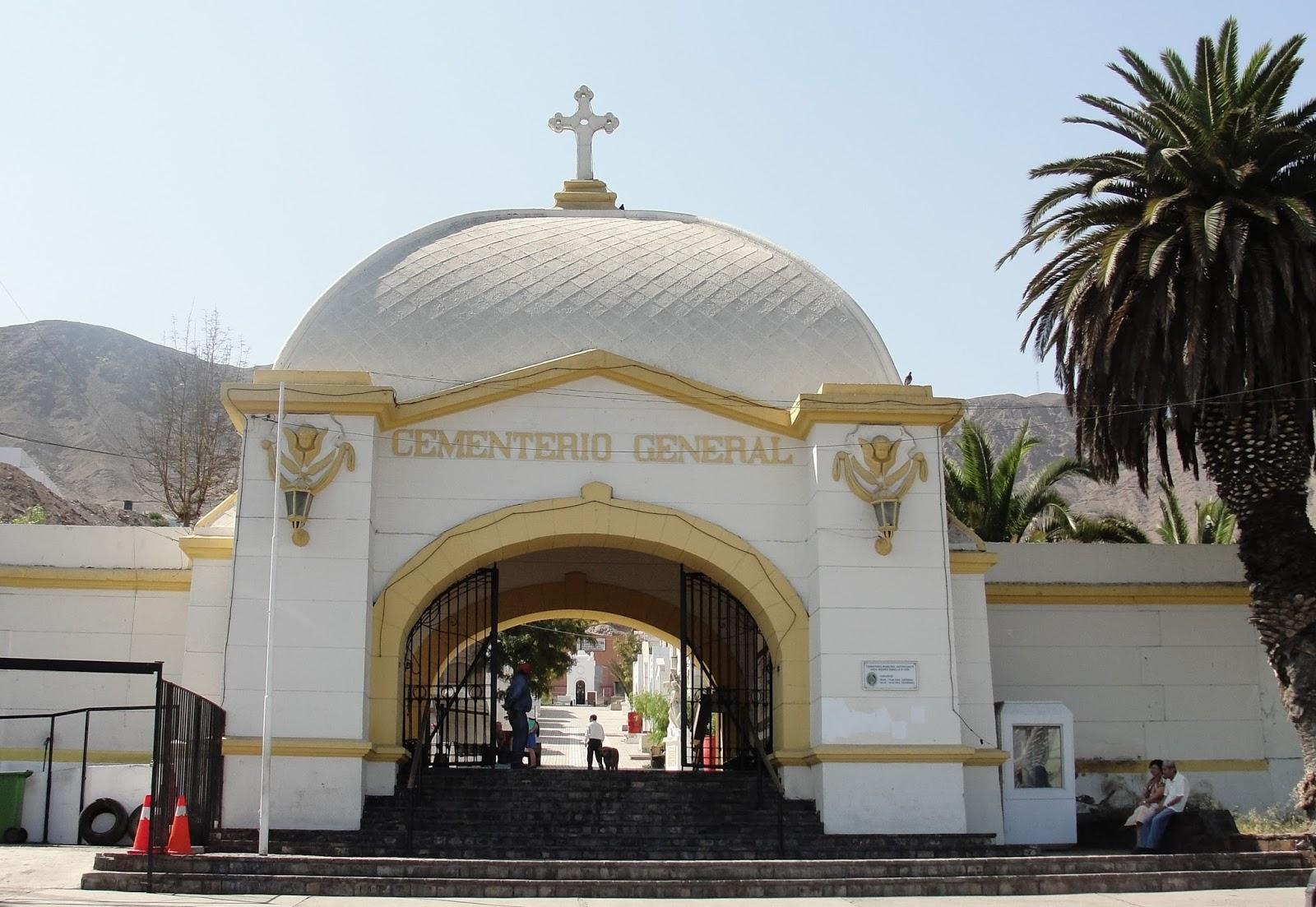 Corte de Antofagasta valida alzas de precios en el cementerio ...