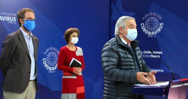 Chile vuelve a registrar un récord de nuevos casos al sumar 985