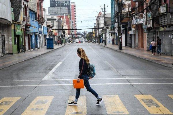 Fotografía Calle Condell, Antofagasta (Fuente: Diario Financiero)