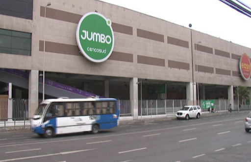 Jumbo Angamos, Antofagasta.