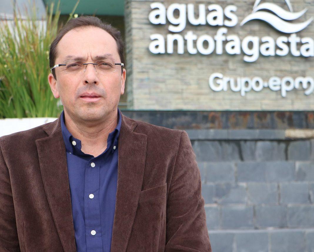 Carlos Méndez Gallo Gerente General de Aguas Antofagasta Grupo EPM