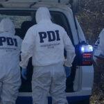 Mujer muerta en un vehículo en Linares