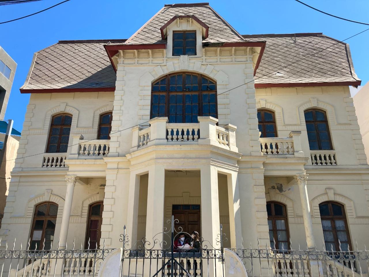 Imagen: Casa Abaroa.